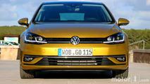 Essai Volkswagen Golf 2017
