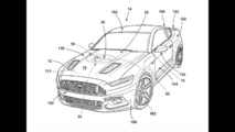 Ford Heat-Generated Graphics Patent