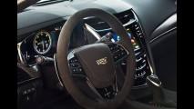 Cadillac CTS-V 2016: mais detalhes e fotos do matador de E63 e M5