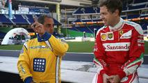 Montoya vence Corrida dos Campeões