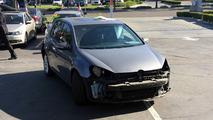 Stripped VW Golf TDI buyback