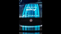Jaguar F-Pace vai aparecer pela primeira vez em competição de ciclismo