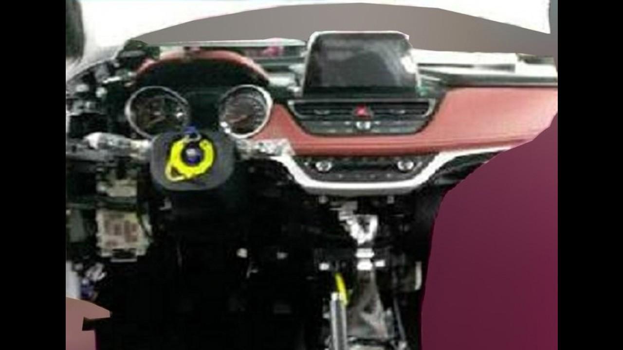 Futuro nacional, JAC T5 é flagrado com visual atualizado e novo interior