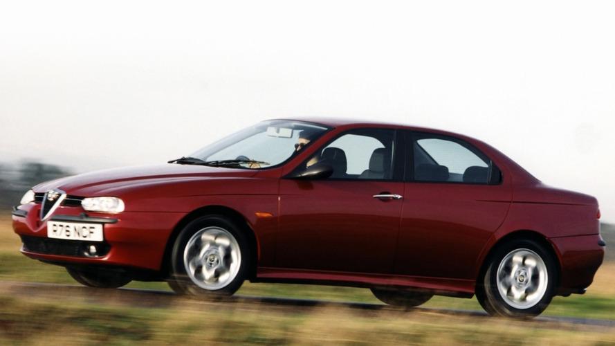 Geçmişe Bakış: Alfa Romeo 156 (932)