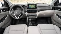 Hyundai Tucson 2018 restyling