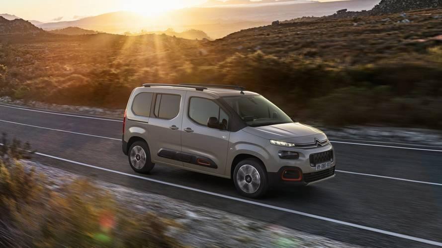2018 citroen berlingo brings bold styling to the van segment. Black Bedroom Furniture Sets. Home Design Ideas
