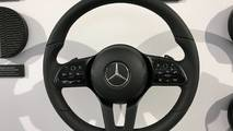 2018 Mercedes-Benz A-Class Steering Wheels