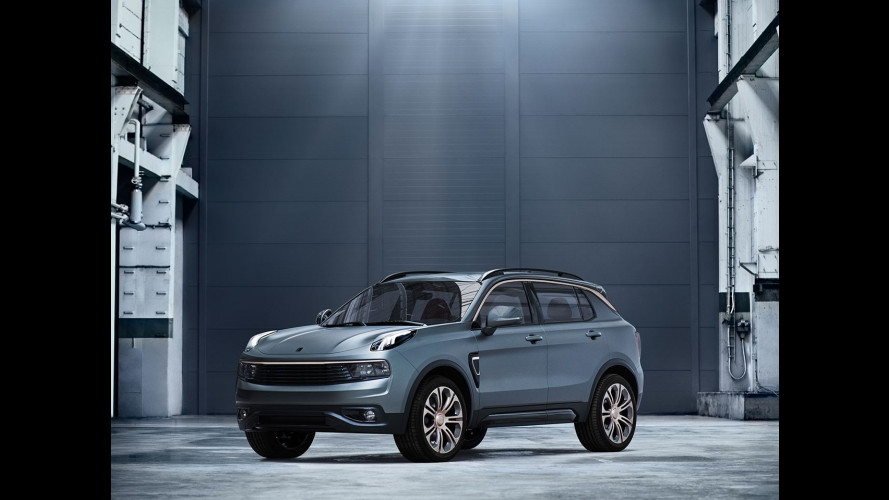 Lynk & Co 01, arriva il SUV
