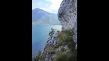 Pista ciclabile Lago di Garda, Limone-Trentino 005
