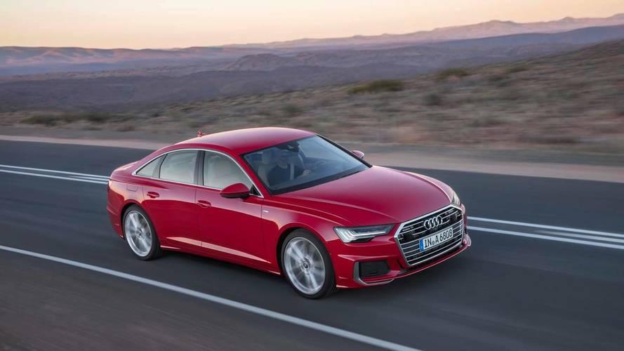 2018 Audi A6 artan boyutları ve yeni teknolojileriyle sahnede