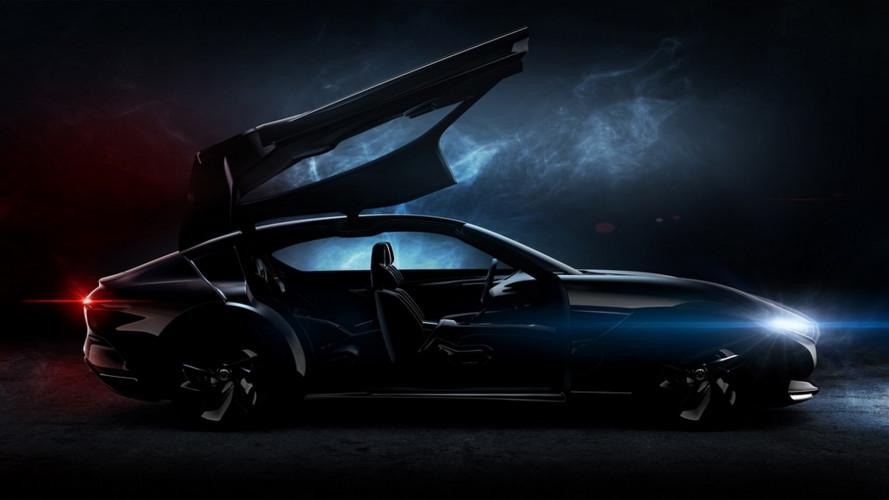 Pininfarina HK GT, c'è tanta Lancia nel prototipo della coupé a 4 posti