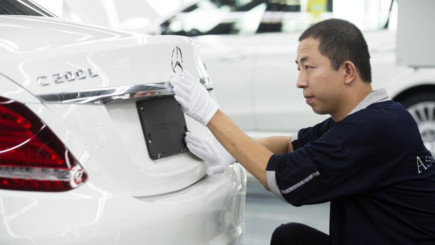 Daimler (Mercedes) e Geely: i primi azionisti ora parlano cinese