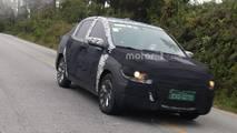 Novo Chevrolet Cobalt - Flagra