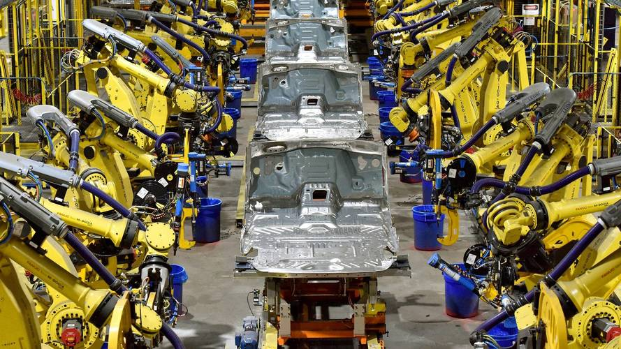Ford to increase vehicle production, invest $25M at Kentucky Truck Plant