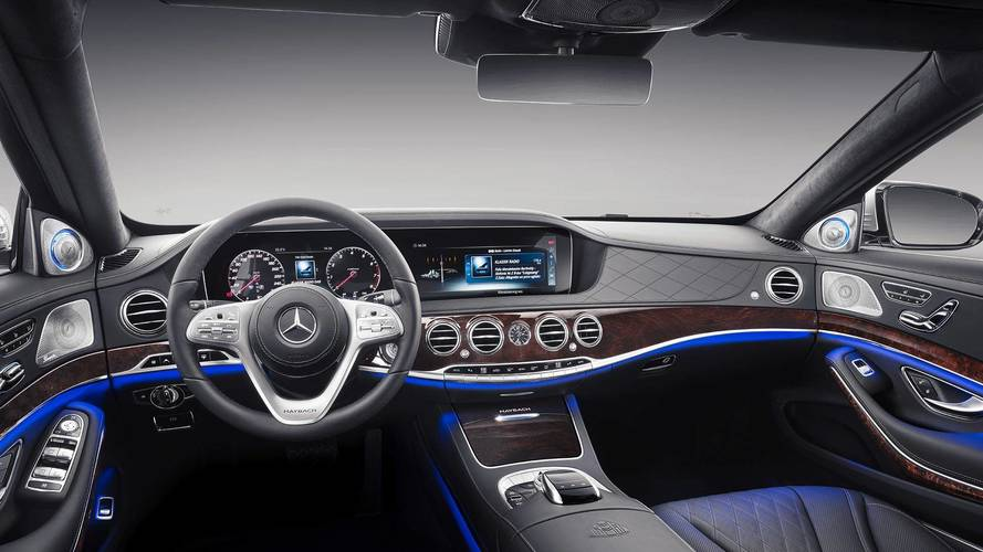 2018 Mercedes-Maybach S Serisi