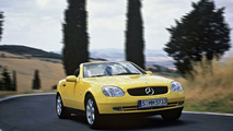 1996 Mercedes SLK-Class
