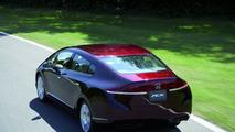 Honda FCX Concept Car