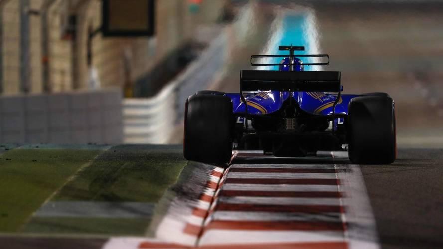 Marcus Ericsson, Sauber C36 F1 car