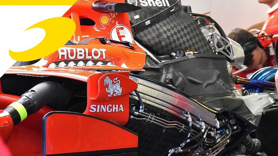 Formula 1, l'olio bruciato nei motori quest'anno resta