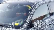 Mercedes Clase A 2018 híbrido enchufable, fotos espía
