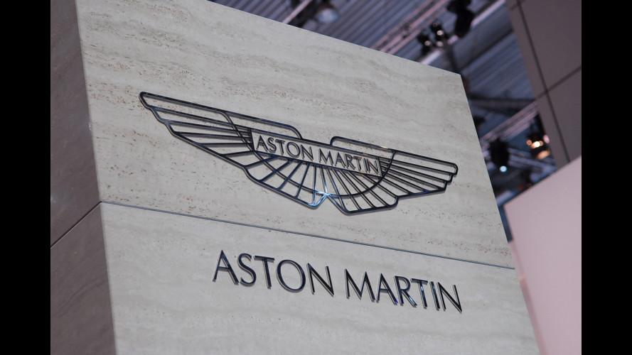 Aston Martin al Salone di Ginevra 2010