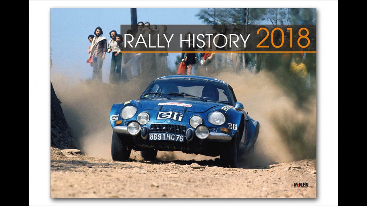 Rally History 2018