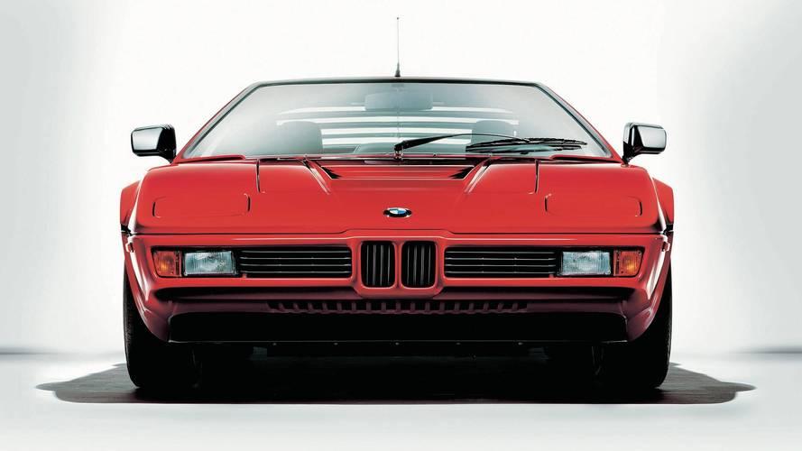 Clásicos legendarios: BMW M1 de 1978