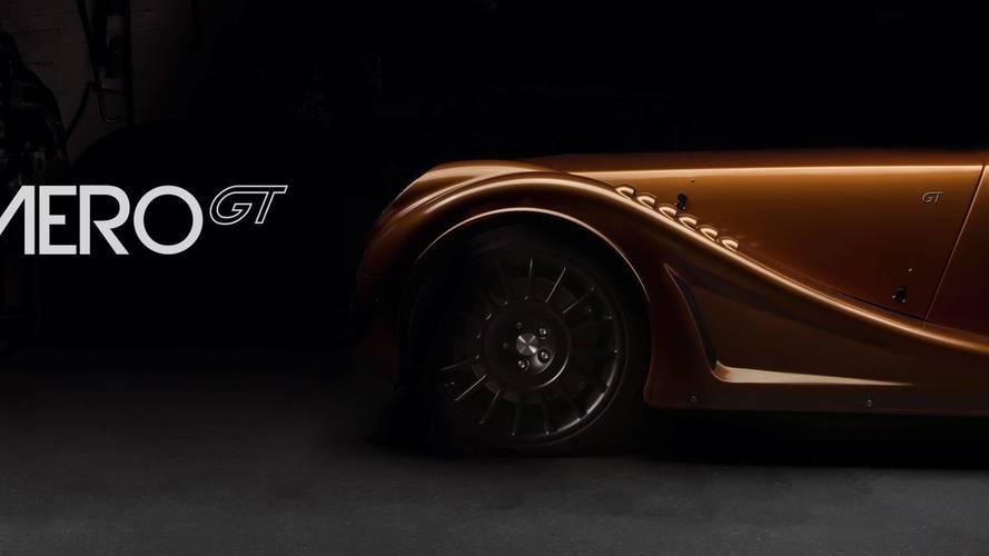 Morgan Aero 8 GT Teaser