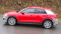 Audi SQ2 yeni casus fotoğraf