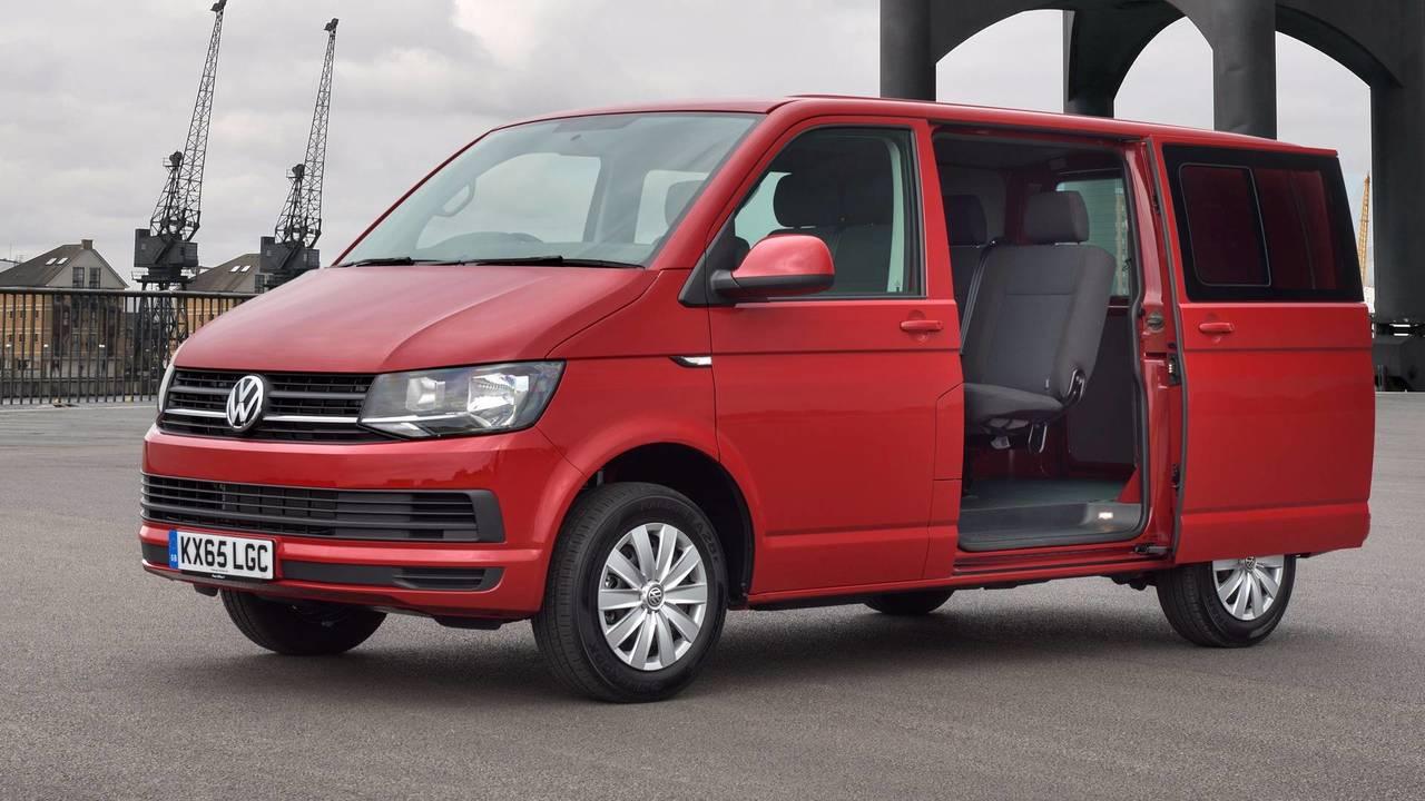 7- Volkswagen Transporter