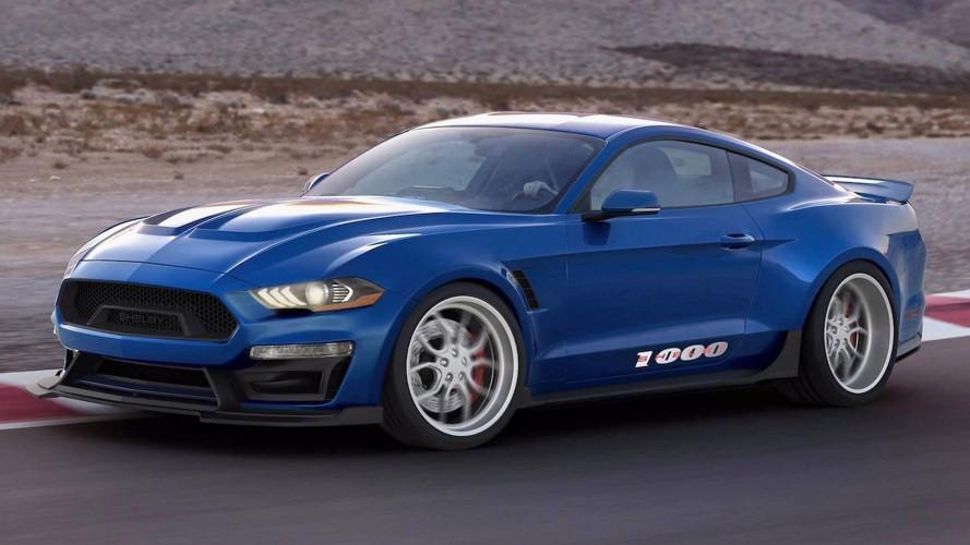 Nuova Shelby 1000, come ti trasformo una Mustang