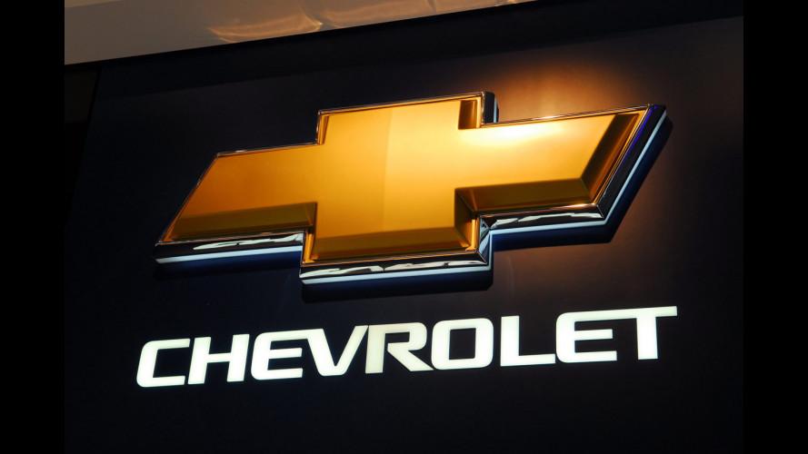 Chevrolet al Salone di Parigi 2008