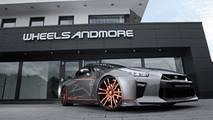 Wheelsandmore Nissan GT-R CrankZilla