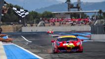 Ferrari 70 ans au Paul Ricard