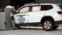 2018 VW Atlas IIHS test