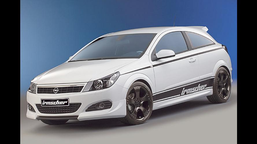 Tuner gibt Flüssig-Gas: Der Irmscher Opel Astra GTC ,Pure