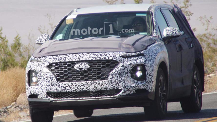 Hyundai Santa Fe 2019 terá visual do Kona