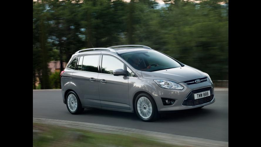 Il 1.6 EcoBoost per Ford Mondeo, S-Max e Galaxy