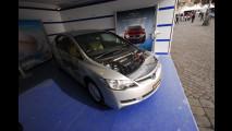 Honda Civic Hybrid ad H2Roma 2008