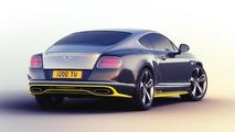 Bentley Continental GT Speed Breitling Jet Team Series