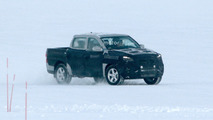 Ssangyong Actyon Sports Spy Pics