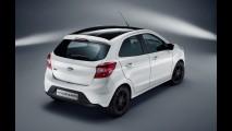 Ford Ka+ estreia edições especiais Black e White com visual exclusivo