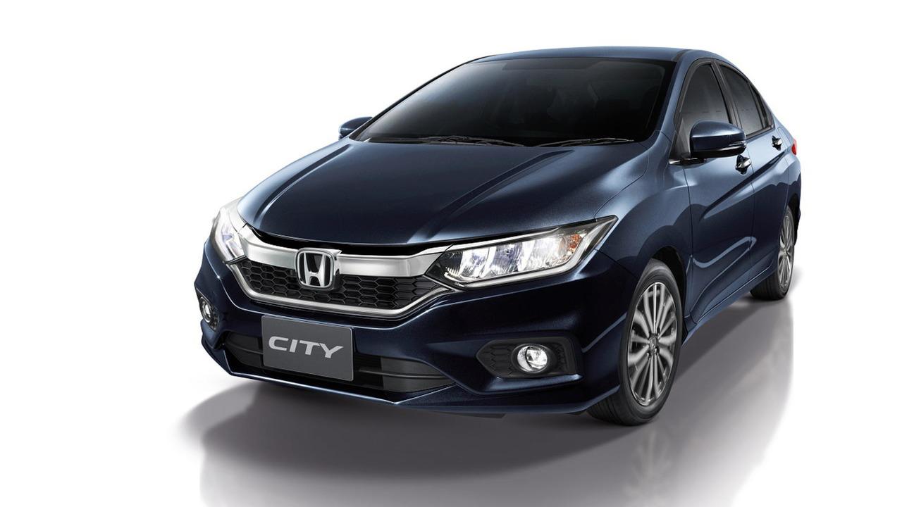 Novo Honda City - Tailândia