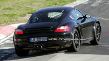 Next Gen Porsche Cayman Mule