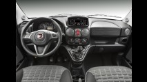 Fiat Doblò 2017 chega apenas com motor 1.8 e preço inicial de R$ 76.890