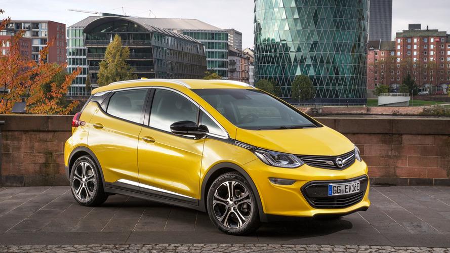 Opel Ampera-e, Avrupa pazarına Norveç ile girdi