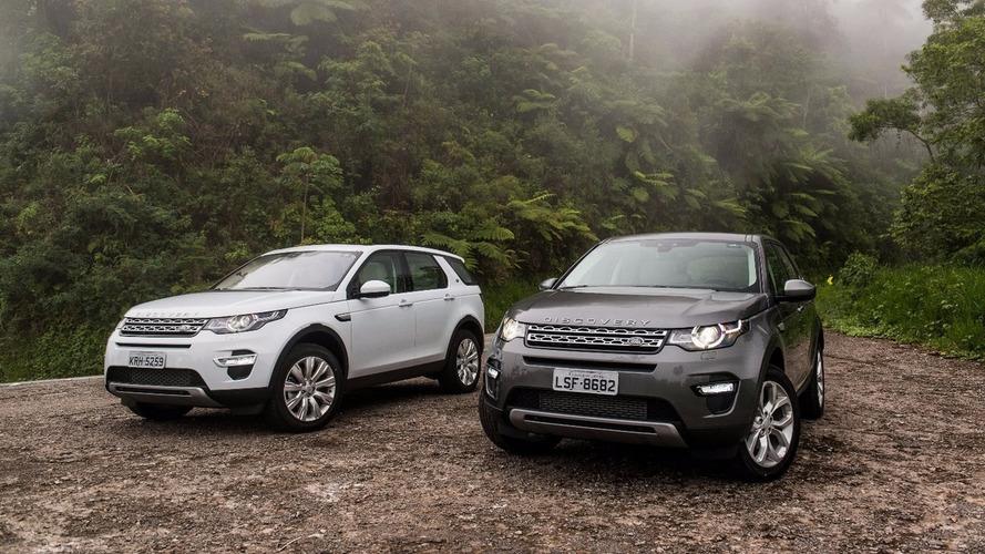 Land Rover adota novos motores em Evoque e Discovery Sport