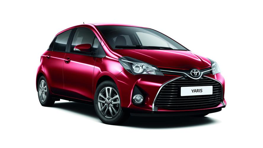 La Toyota Yaris gagne une nouvelle finition