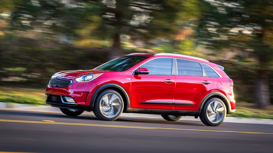 Kia Niro plug-in hybrid to have 26-mile EV range