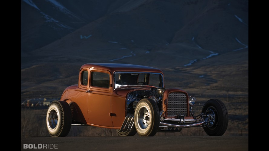 Ford The Avenger Five-Window Coupe